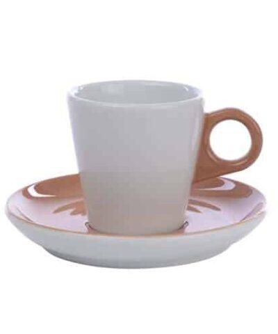 Cappuccino kop 20 cl. brun