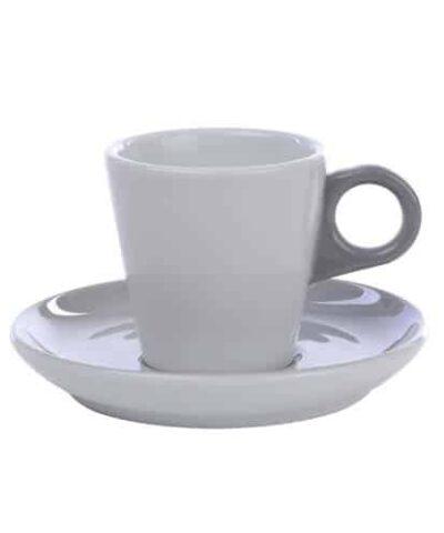Cappuccino kop 20 cl. Grey