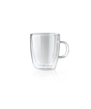 Enjoy borosilikatglas Krus m/hank, 360ml